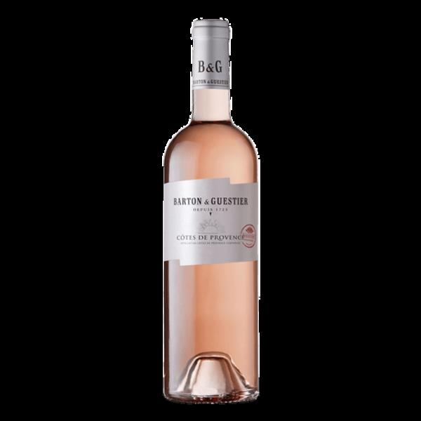 B&G Cotes De Provence rosé wine shop canggu