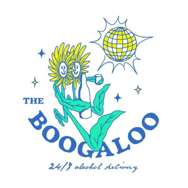 Boogaloo bali t-shirt design