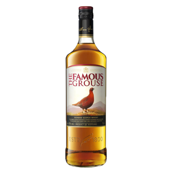 Famous grouse whiskey alcohol delivery bali