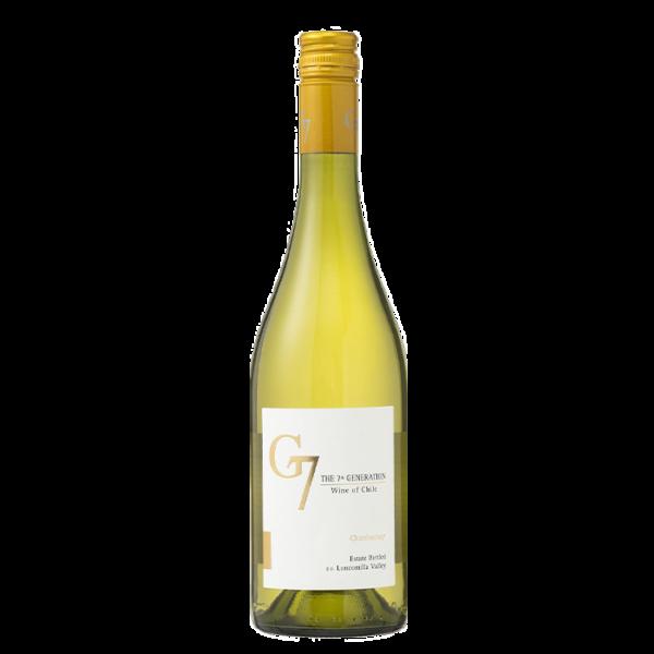 G7 Chardonnay boogaloo white wine shop