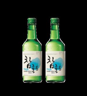 The Boogaloo Cham Joeun Soju 2 alcohol delivery bali