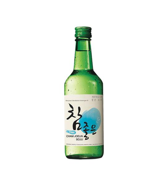 The Boogaloo Cham Joeun Soju delivery bali