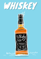 whiskey the boogaloo alcohol delivery